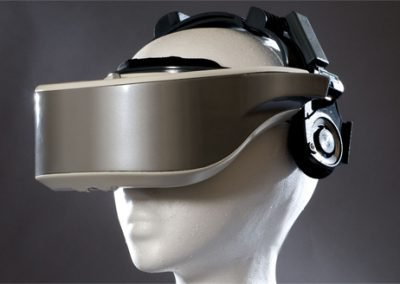 VR device with lipo
